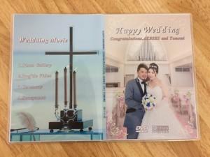 結婚式DVDサンプルはこ